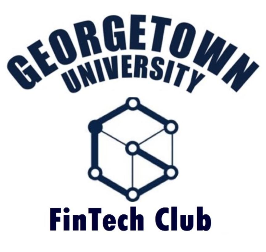 Georgetown MBA Fintech Club logo