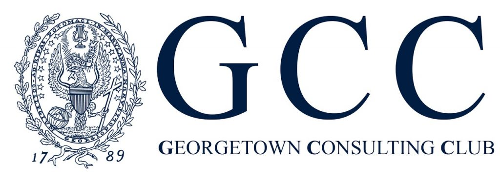Georgetown Consulting Club logo