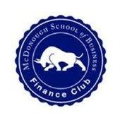 Georgetown MBA Finance Club logo